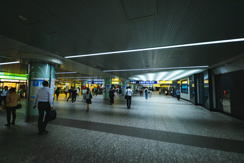 横浜地下通り